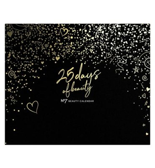 No7 Beauty Calendar Only £45 worth £172