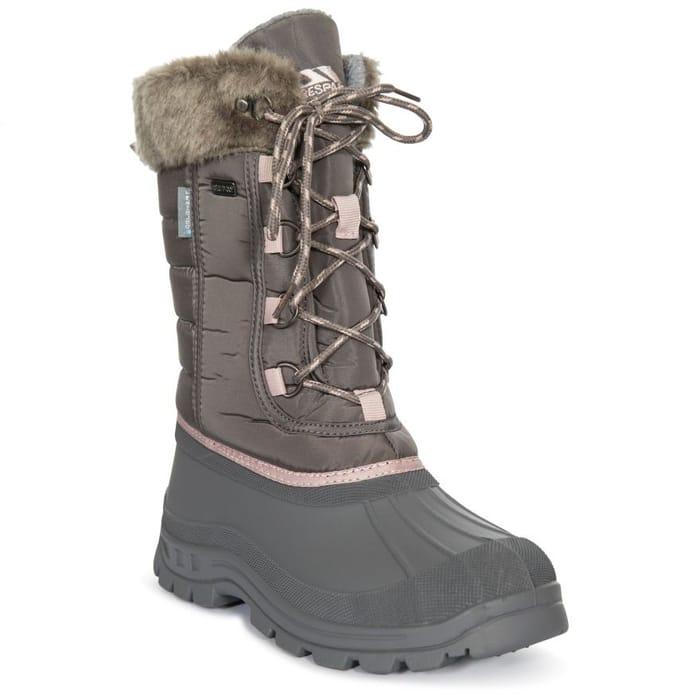 Trespass Insulated Waterproof Snow Boots