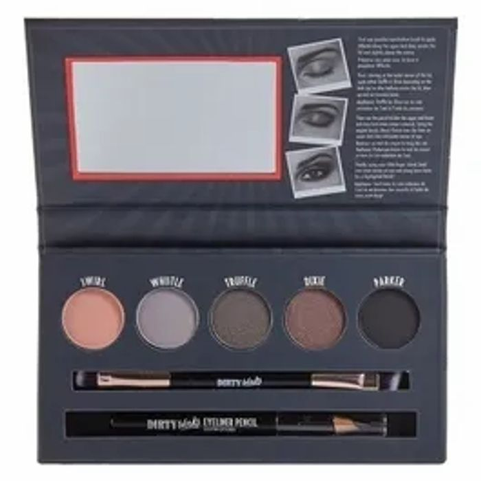 Dirty Works Essential Smokey Eye Palette
