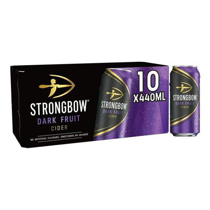 Strongbow Dark Fruit Cider