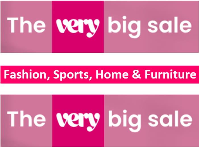The VERY Big Sale! FASHION, SPORTS, HOME, FURNITURE