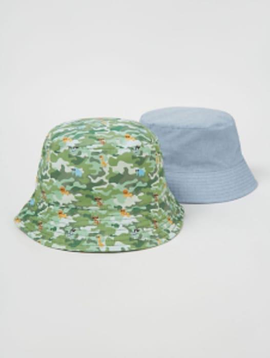 Bucket Hats 2 Pack