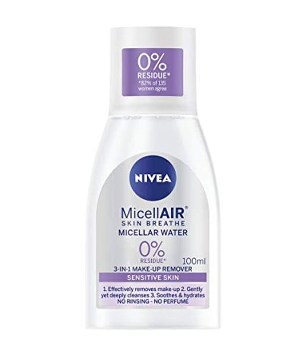 NIVEA MicellAIR Skin Breathe Micellar Water - Only £0.99!