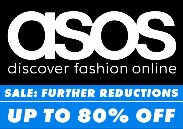 ASOS WINTER SALE - FURTHER REDUCTIONS! Now up to 80% OFF!