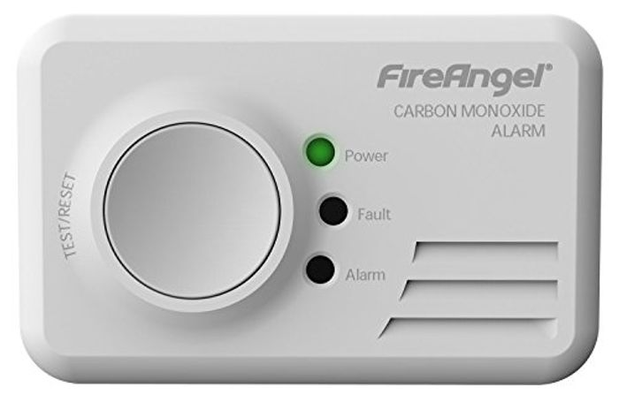 "FireAngel ""Sealed for Life"" 7 Year Carbon Monoxide Alarm/Detector"