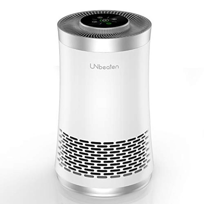 DEAL STACK - True Hepa Air Purifier for Bedroom + 20% Coupon