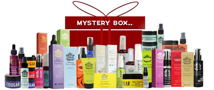 Christmas Edition 8pc Branded Skin & Body Care Mystery Box *Men & Womens