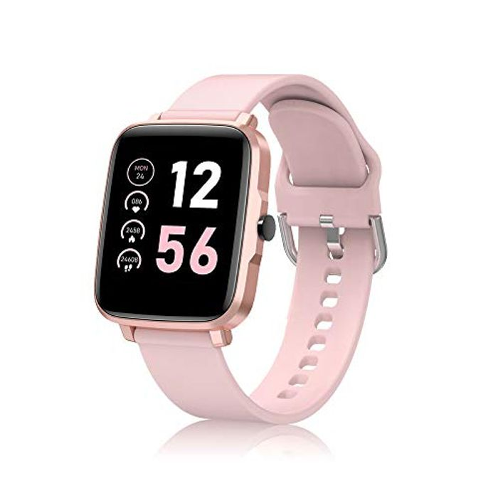 """Smart Watch 1.54"""" Full Touch Screen for Android iOS"""