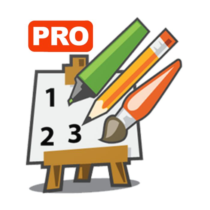 Paint by Numbers Creator Pro - Usually £4.59