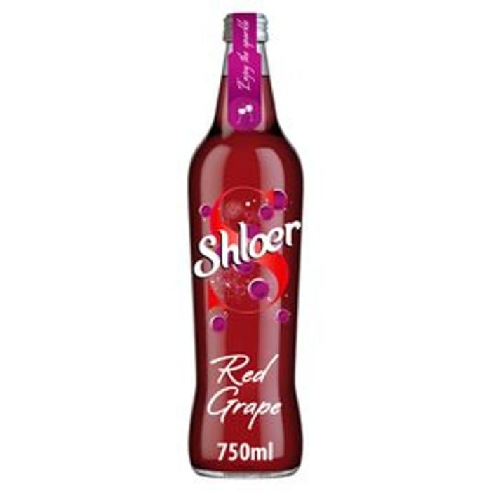 Shloer Range of Sparkling Juice Drinks, Half Price, Ocado