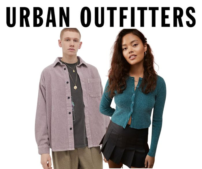Urban Outfitters Sale - Up to 75% off Mens, Womens & Home