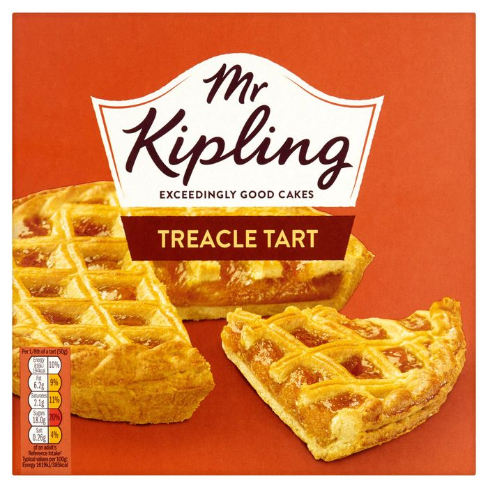 Mr Kipling Treacle Tart 402g