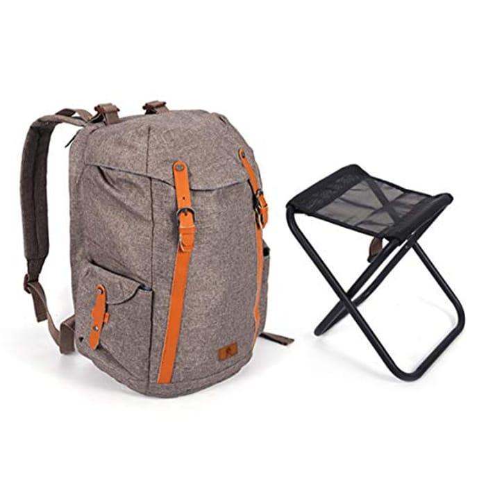 Deal Stack! HoJin Backpack Stool
