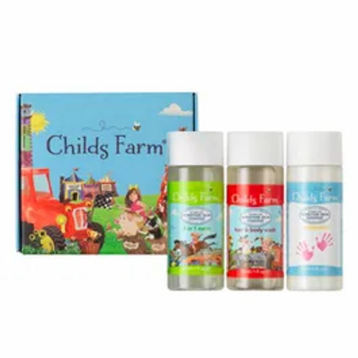 Childs Farm Sports Sample Box 3 Pack