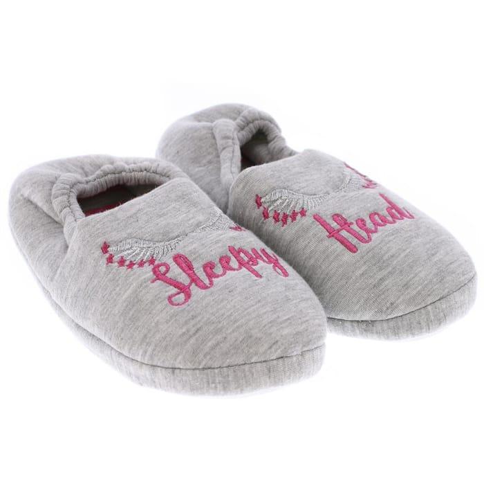 Kids Sleepy Head Slippers
