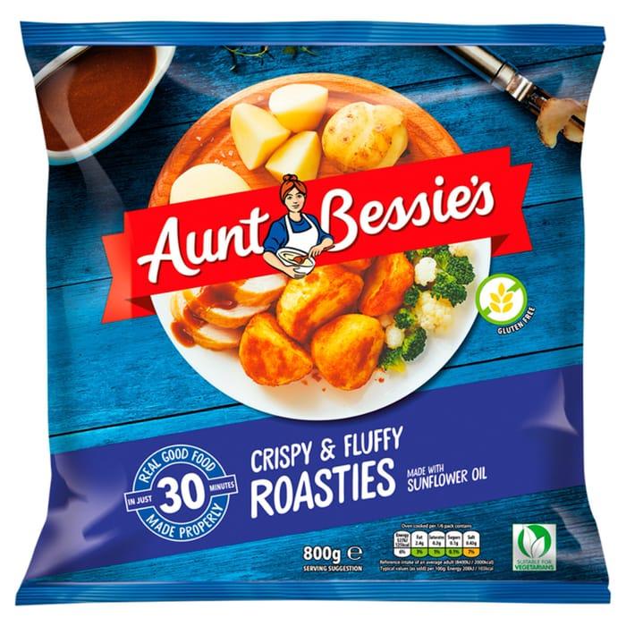 Cheap Aunt Bessie's Roast Potatoes 800g at Sainsbury's