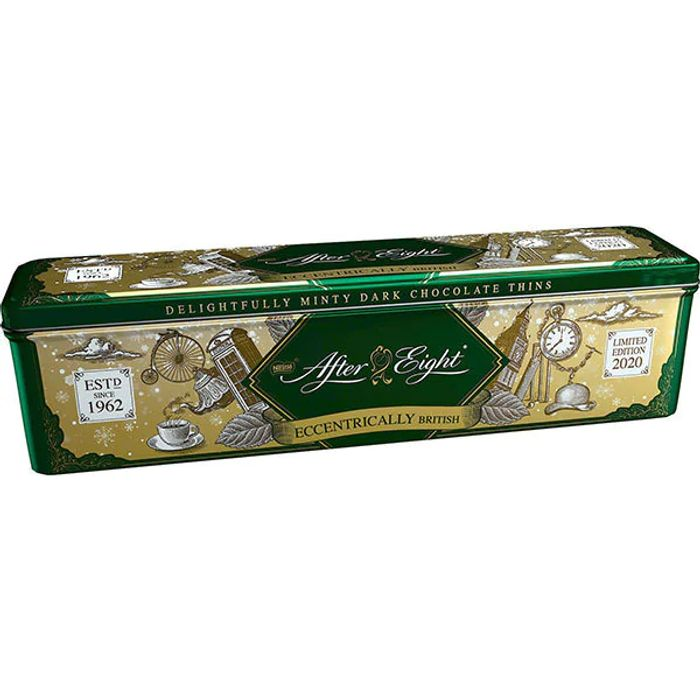 After Eight Mint Chocolate Thins 2 Packs with Tin