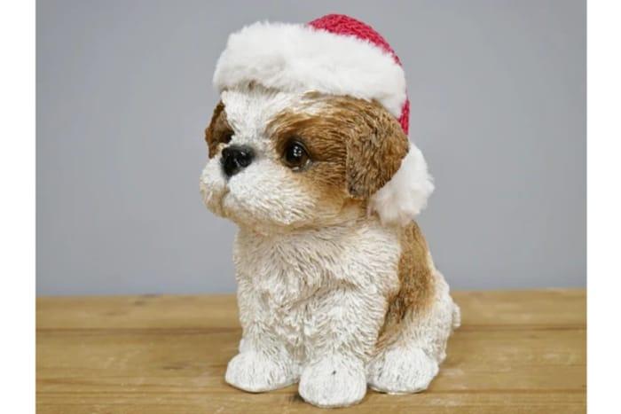 Alfie the Xmas Pup