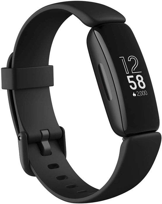 *SAVE £15* Fitbit Inspire 2 Health & Fitness Tracker, Free 1-Year Fitbit Premium