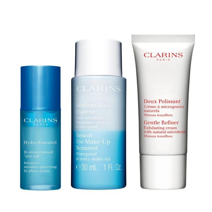 Clarins - 'Beautiful' Skincare Kit