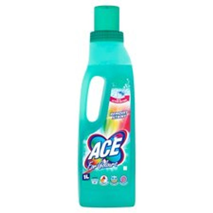 Ace Gentle Stain Remover £1 In-Store at Tesco Using Shopmium