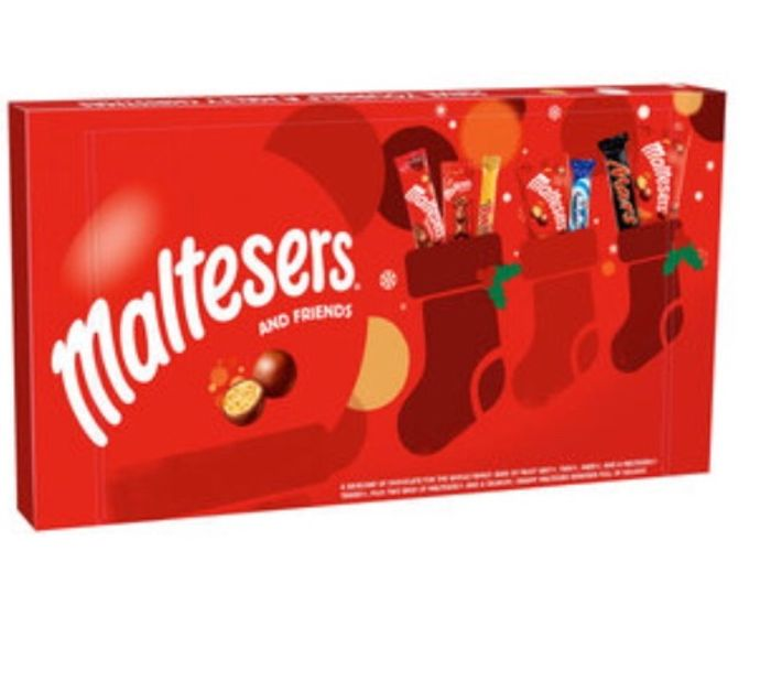 Maltesers and Friends Chocolate Large Selection Box