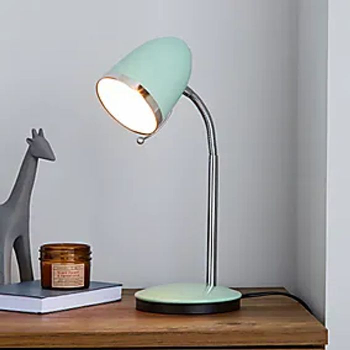 Desk Lamp (Good for Crafting in Lockdown) - in Differen Colours
