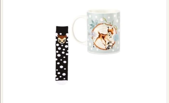 Disney Bambi Mug and Sock Set
