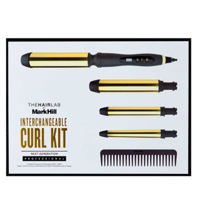 The Hair Lab by Mark Hill Limited Edition Interchangeable Curl Kit/ Only £47.50