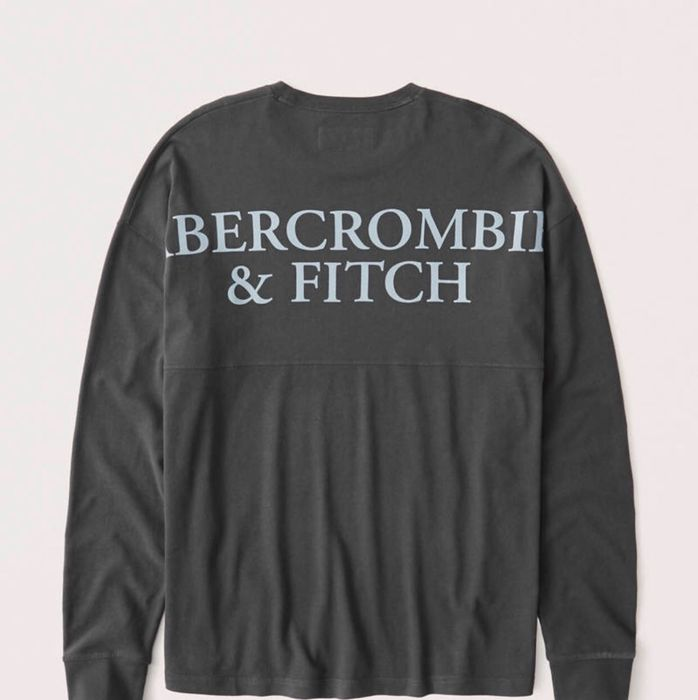 Abercrombie & Fitch Long-Sleeve Tee