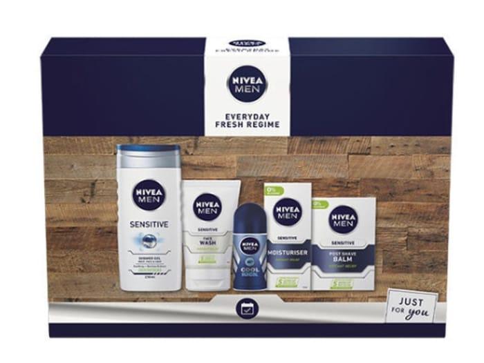 NIVEA MEN Everyday Fresh Regime Skincare Set