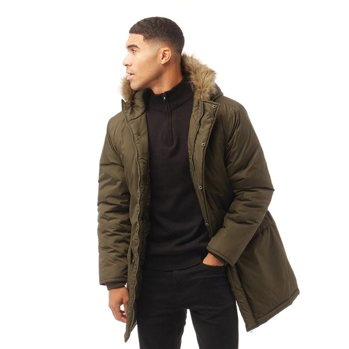 Cheap French Connection Mens Parka Coat - 4 Colours - Only £39.99!