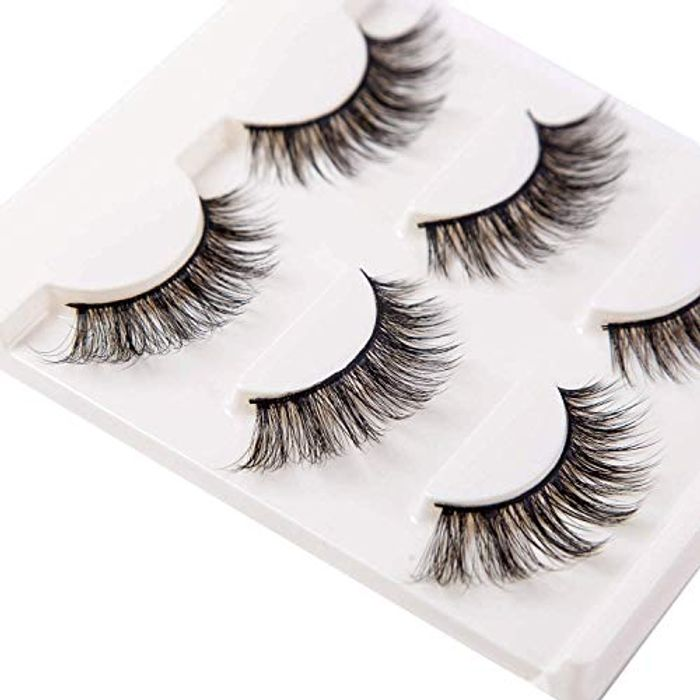 Natural Look Handmade False Lashes with £4 off Coupon