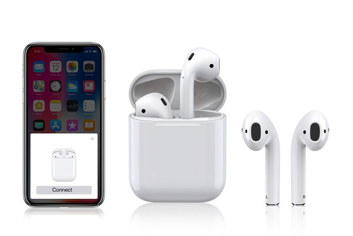 Apple Compatible Wireless Bluetooth 5.0 Earbuds