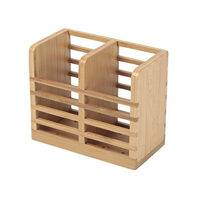 Ambiance Nature Cutlery Holder Bamboo