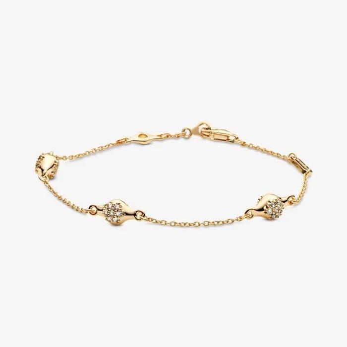 Pandora Pave Modern LovePods Bracelet - Only £45!