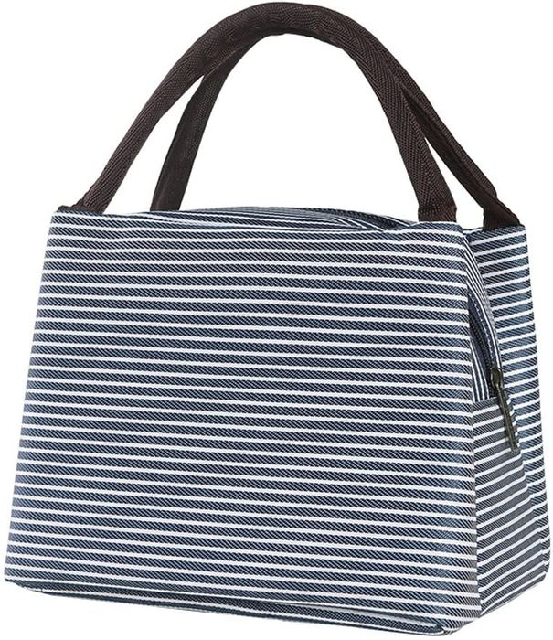 Insulated Lunch Bag, Tote Cooler Bag , Picnic Cool Bag
