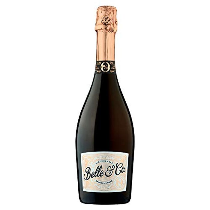 BEST EVER PRICE Belle & Co Sparkling Rose Alcohol Free Wine