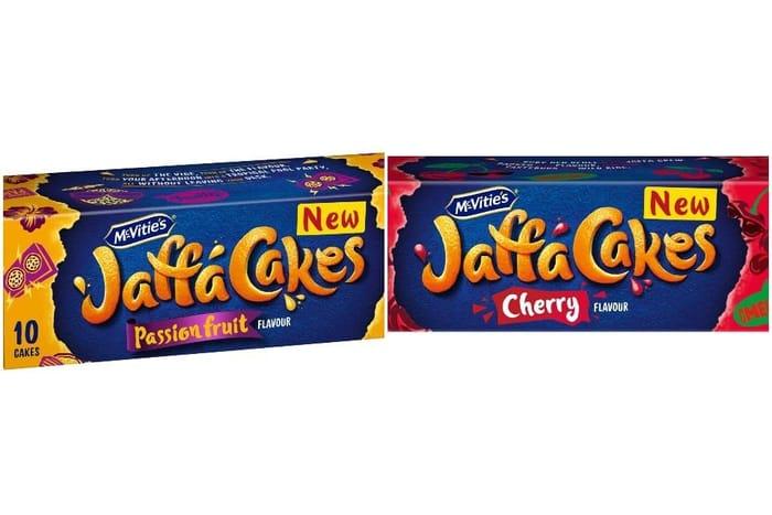 *NEW* Cherry and Passion Fruit Matt's Cakes