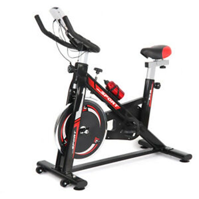 Home Training Exercise Bike/Cycle Gym Trainer Fitness Workout