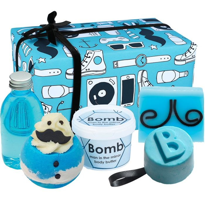 Bomb Cosmetics New Age Hipster Gift Set