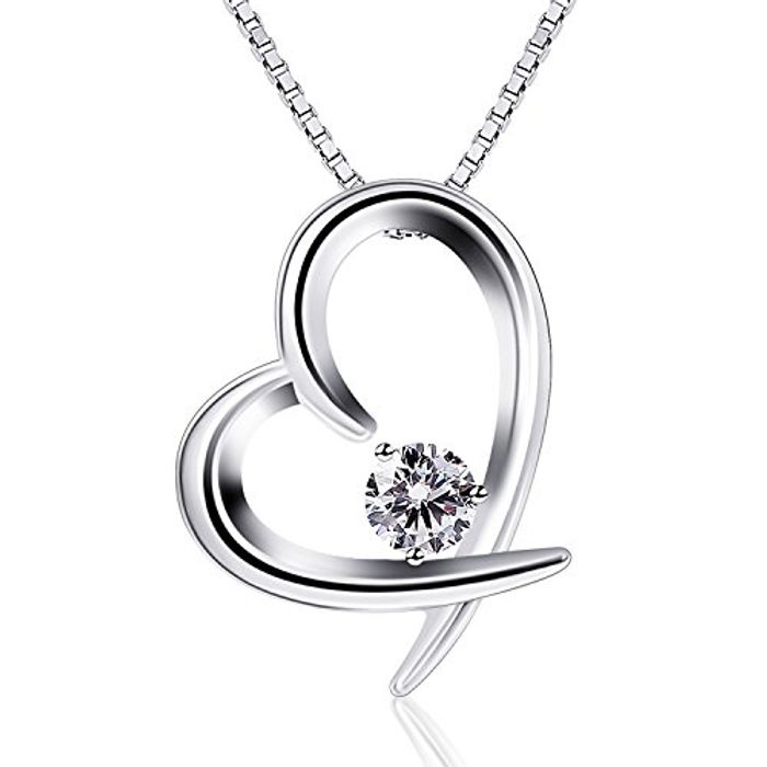 DEAL STACK - B.Catcher 925 Sterling Silver Women Pendant + 10% Coupon