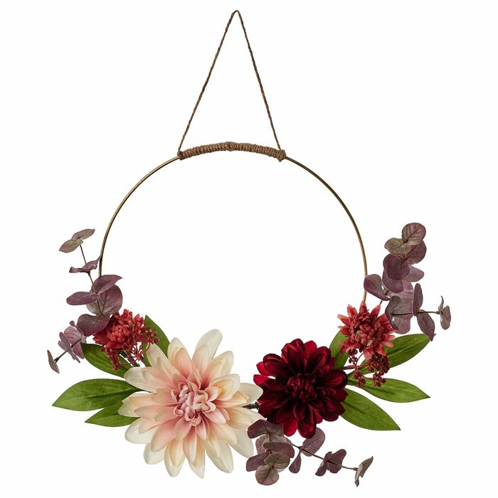Ikea Artificial Wreath 1/2 Price