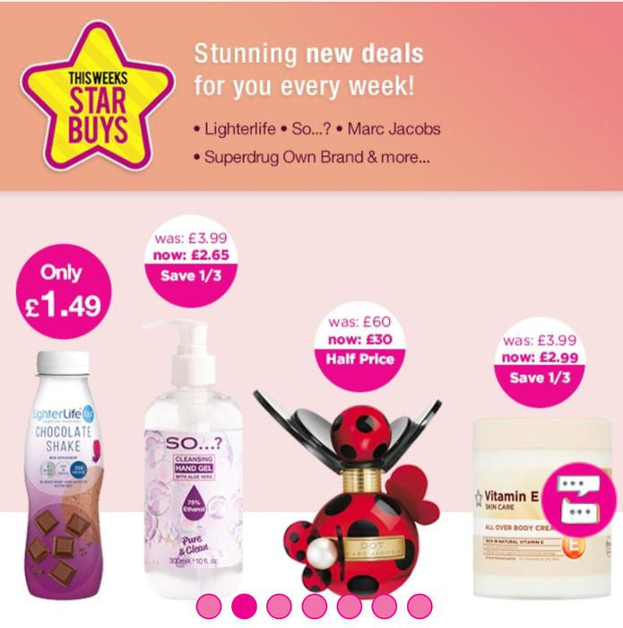 New Star Buy Weekly Offers/ 83 Products Added, Price From £2.65