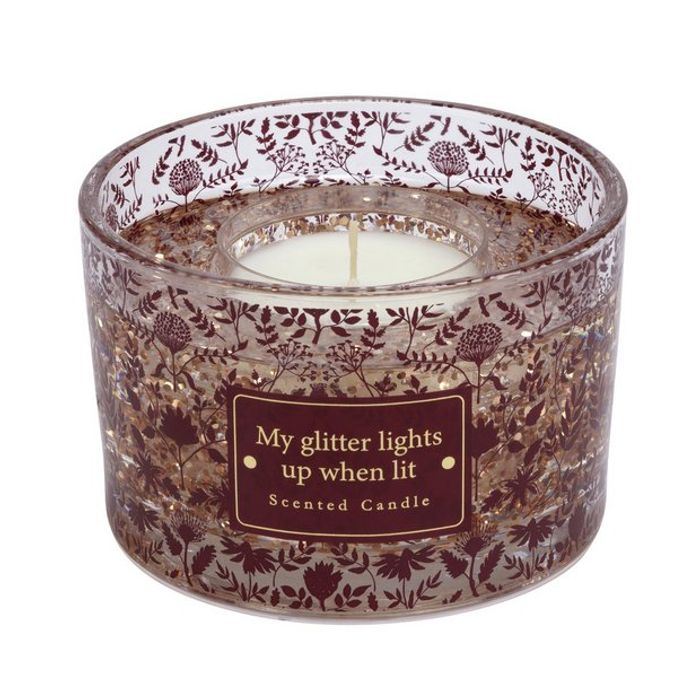 Cheap Christmas Spice Gel Candle - Save £6!