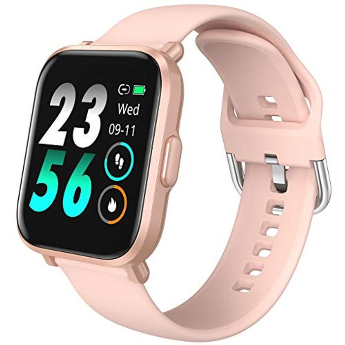 Smartwatch Men Women Fitness Tracker