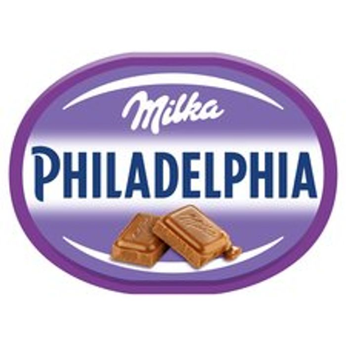 Philadelphia Milka Cheese 150g Just £1 with Clubcard