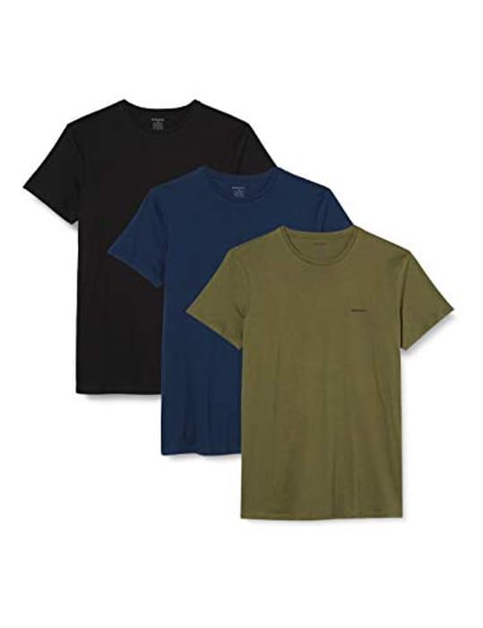 BEST EVER PRICE Diesel Men's T-Shirt - UMTEE-JAKE-VTHREEPAC, Pack of 3