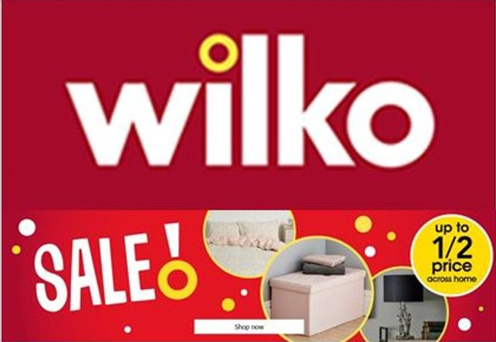 Wilko Sale - Up to 50% Off Home, Kitchen & More
