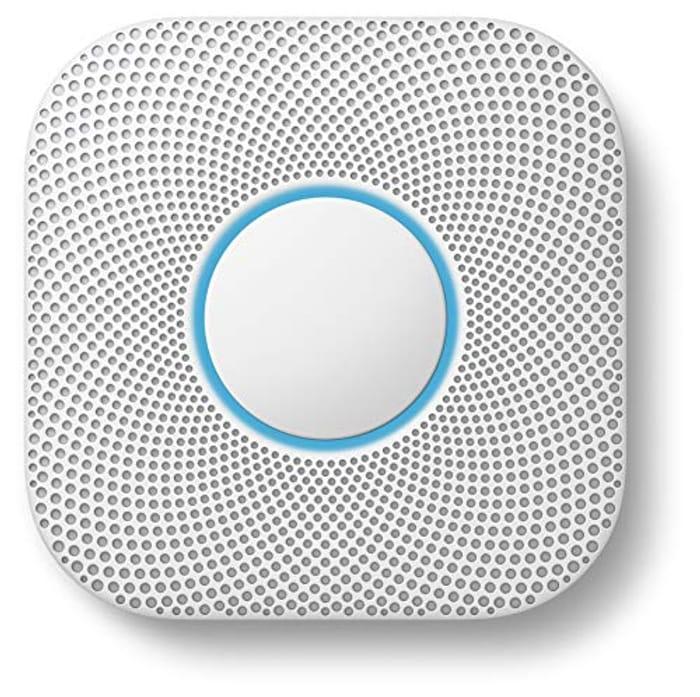 Google Nest Protect 2nd Generation Smoke + Carbon Monoxide Alarm - Only £75!